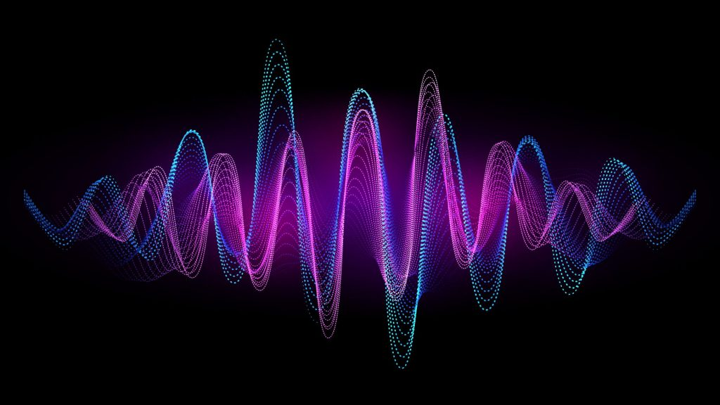 Binary Sound Waves